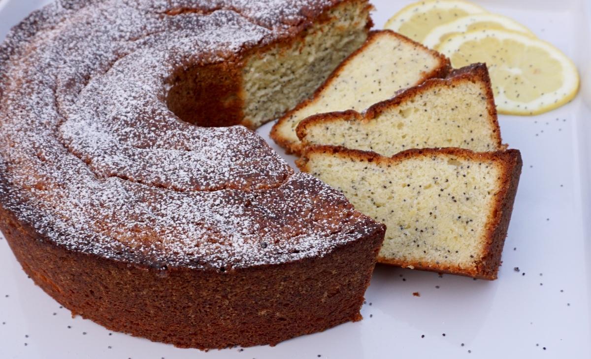 PoppySeed Rum Cake