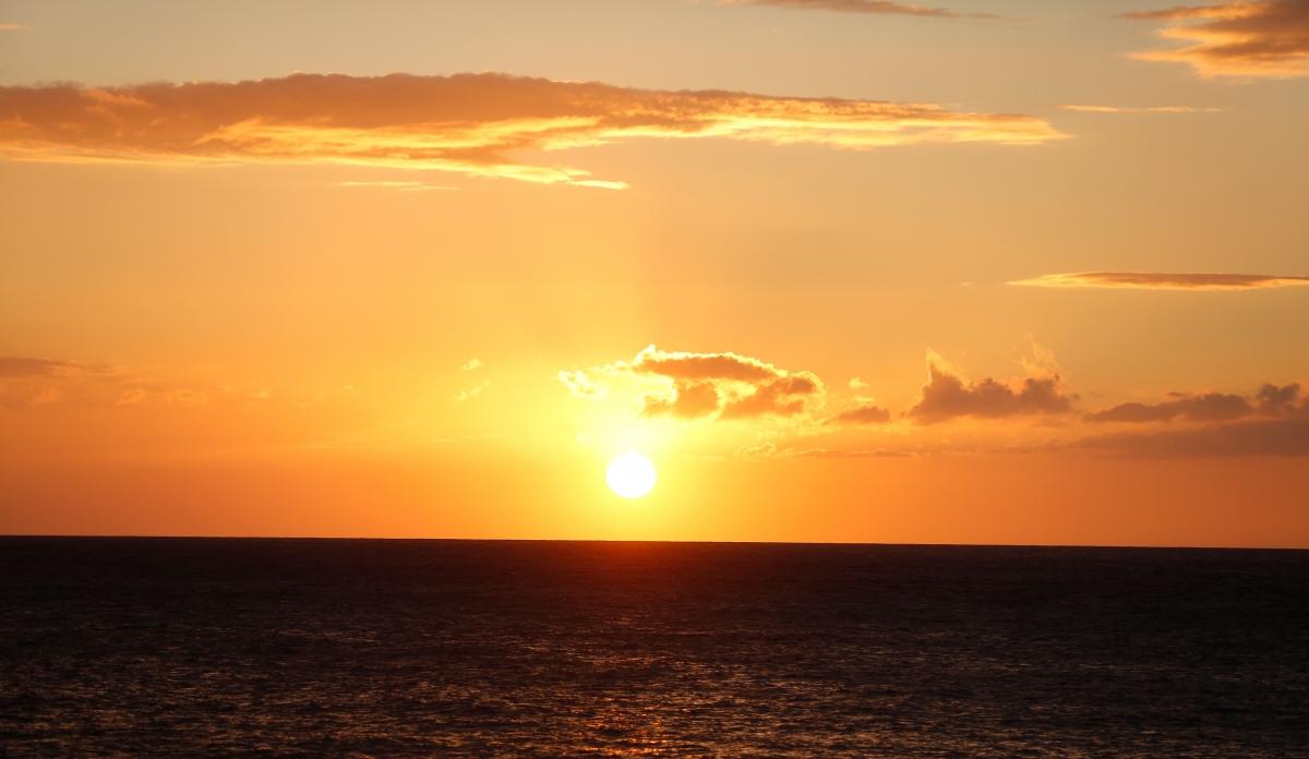 Sunset Waikaloa